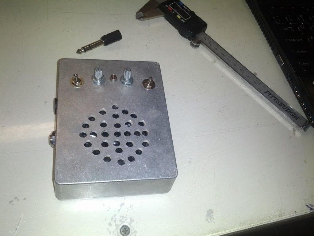 Pedal Amp